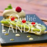 Sablé croquant Kiwi de l'Adour et vanille