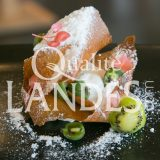 Sushis de Kiwi de l'Adour, gingembre et vanille