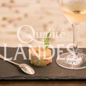 Recette de Foie gras de Canard Fermier des Landes au torchon par François Duchet