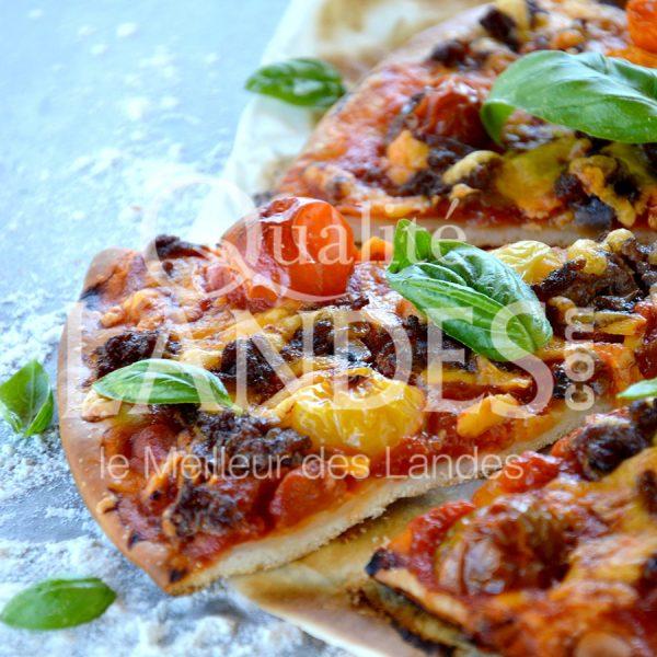 7B218-Pizza au boeuf de chalosse ©Qualité Landes (2)