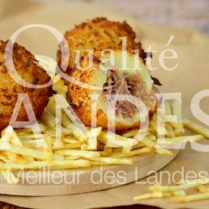 7B409-Croquette au parmentier de canard fermier des LAndes © Qualité Landes (2)