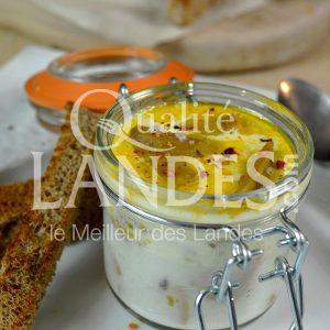 7B417-Oeuf cocotte au Foie gras de canard fermier des Landes © Qualité Landes (1)