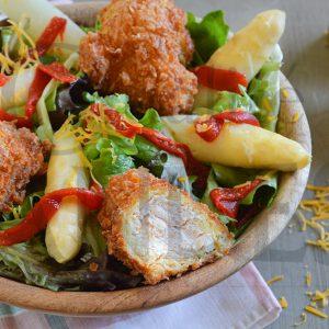 7C604 salade poulet©QL