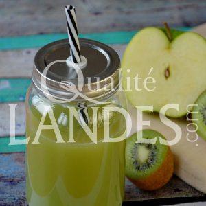 Fresh juice Kiwi de l'Adour et pomme Granny
