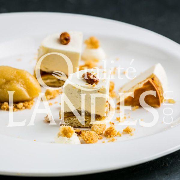 Recette de Sorbet vanille et Armagnac et ses accompagnements
