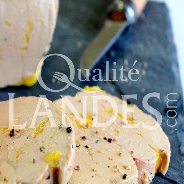 Recette de Foie gras de Canard Fermier des Landes au torchon