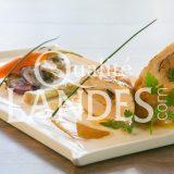 Recette de Filets de Volailles Fermières des Landes farcis au foie gras de Canard Fermier des Landes