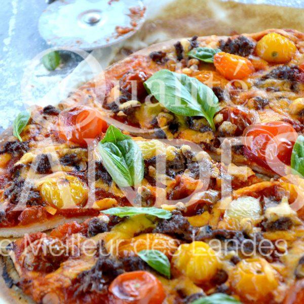 7B217-Pizza au boeuf de chalosse ©Qualité Landes (1)