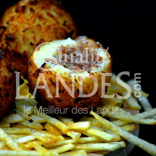 7B410-Croquette au parmentier de canard fermier des LAndes © Qualité Landes (3)