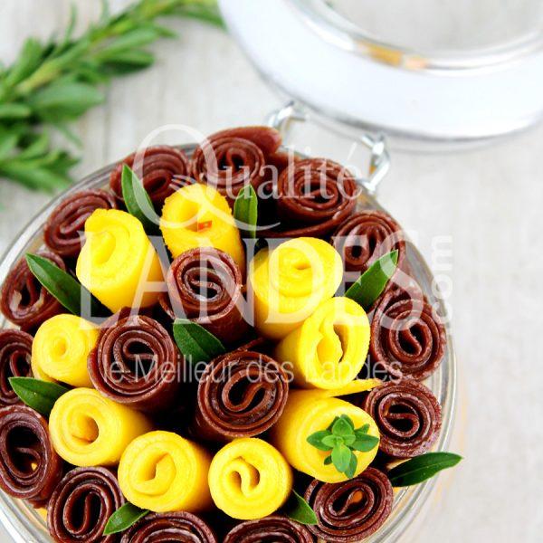 7B428-Salade de magret de canard fermier des Landes séché à la mangue ©Qualité Landes (2)