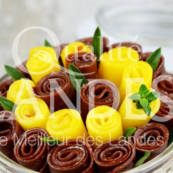 7B429-Salade de magret de canard fermier des Landes séché à la mangue ©Qualité Landes (3)