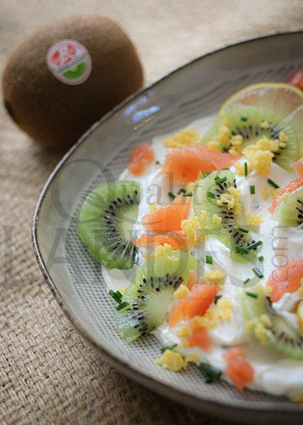 7C007Poke bowl Kiwi saumon ©QL