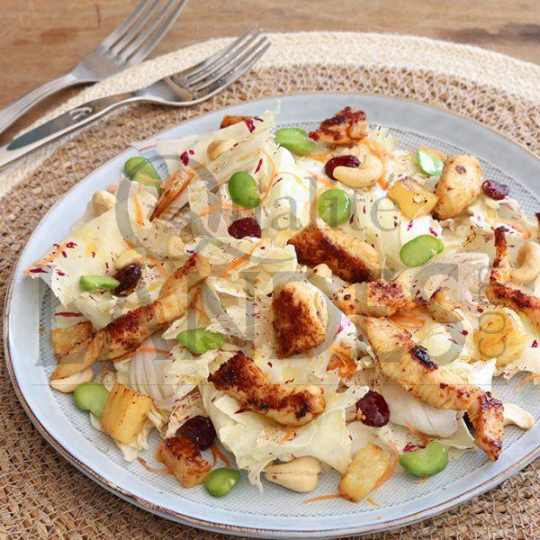 7D601 POULET salade exotiqueBD