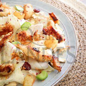 7D603 POULET salade exotiqueBD